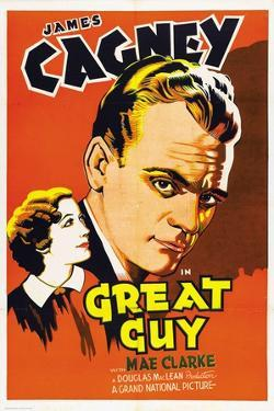 "Pluck of the Irish, 1936, ""Great Guy"" Directed by John G. Blystone"