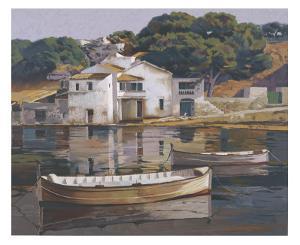 Puerto De Mahon by Poch Romeu