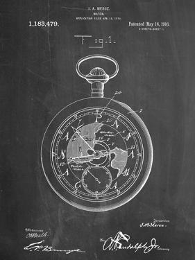Pocket Watch Patent