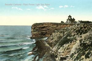Point Firman Lighthouse, San Pedro, California
