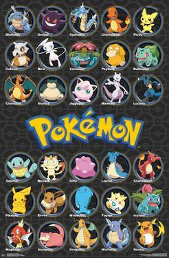 POKEMON - ALL TIME FAVORITES
