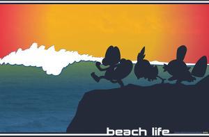 Pokemon - Beach Style