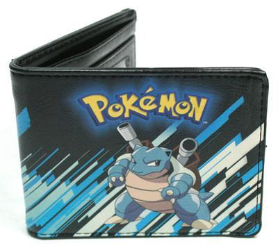 Pokemon - Blastoise Squirtle Leather Wallet