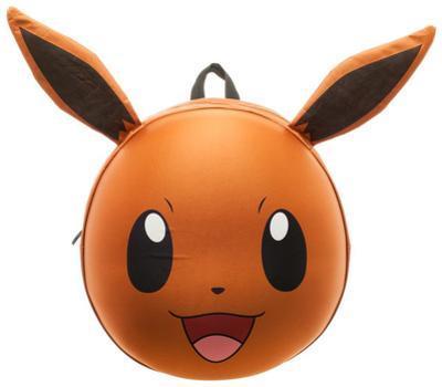 Pokemon Eevee 3D Molded Backpack
