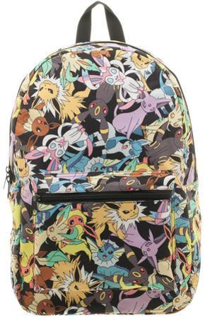 Pokemon Eevee Evolution Backpack