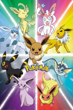 Pokemon- Eevee Evolution