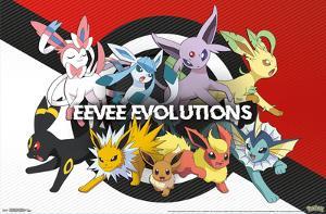 Pokemon - Eeveelution