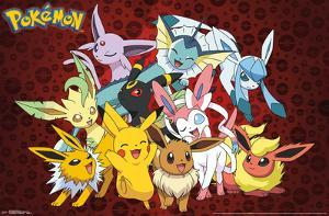 POKEMON - FAVORITES