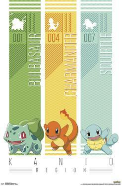 POKEMON - KANTO TRIO