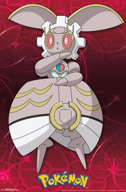Pokemon- Magearna