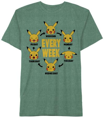 Pokemon- Pika Weekly