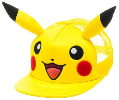 Pokemon - Pikachu Big Face W/Ears
