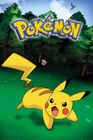 Pokemon- Pikachu Catch