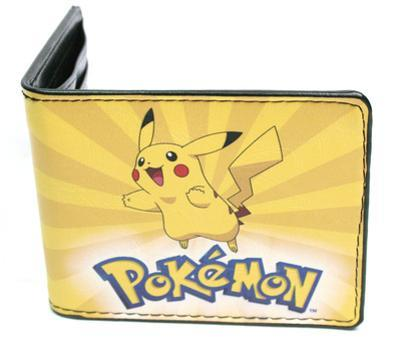 Pokemon - Pikachu Happy Leather Wallet