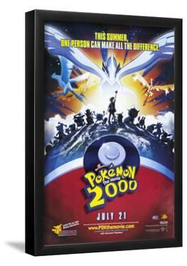 Pokemon the Movie 2000: The Power of One