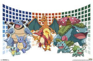 Pokemon - Trio Evolutions