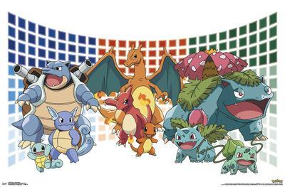 image regarding Pokemon Posters Printable titled Very affordable Pokemon Posters for sale at