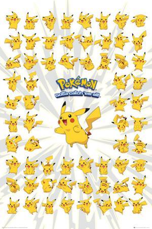 Pokemon- Whole Lot Of Pikachu
