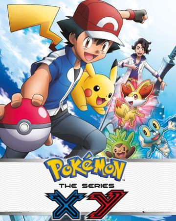 Pokemon- XY