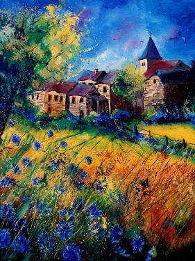 Awagne In Summer by Pol Ledent