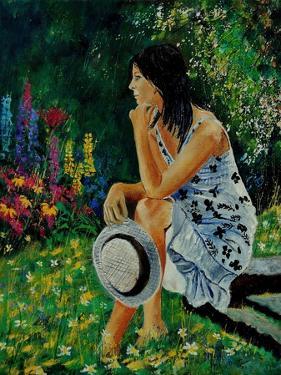 Dreaming In The Garden by Pol Ledent