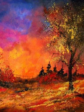 Fall Colors 56 by Pol Ledent