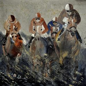 Horse Race 4110 by Pol Ledent