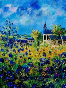 Summer In Foy Notre Dame by Pol Ledent