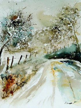 Watercolor 010604 by Pol Ledent