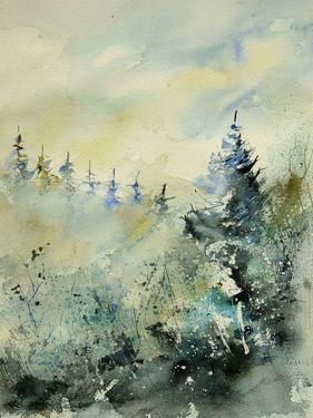 Watercolor 020306 by Pol Ledent