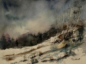 Watercolor 051207 by Pol Ledent