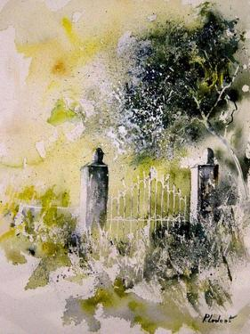 Watercolor 110304 by Pol Ledent