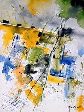 Watercolor 161106 by Pol Ledent