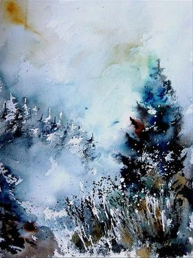 Watercolor 2512032 by Pol Ledent