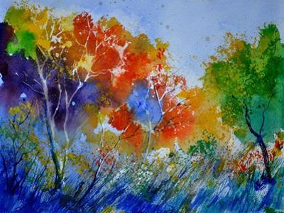 Watercolor 412152 by Pol Ledent