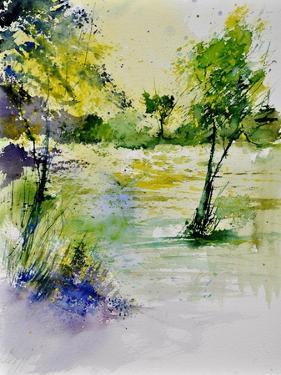 Watercolor 413022 by Pol Ledent