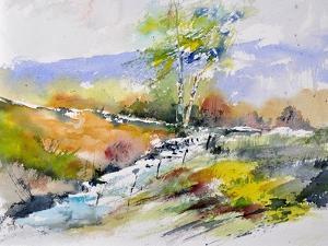 Watercolor 41320 by Pol Ledent