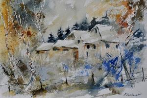 Watercolor 419082 by Pol Ledent