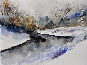 Watercolor 45412032 by Pol Ledent