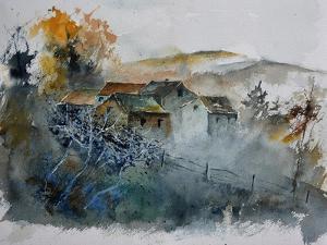 Watercolor 511032 by Pol Ledent