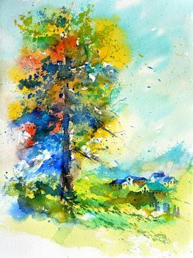 Watercolor 515042 by Pol Ledent