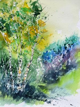 Watercolor 515062 by Pol Ledent