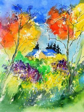 Watercolor 518030 by Pol Ledent
