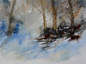Watercolor 519030 by Pol Ledent