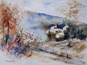 Watercolor 905081 by Pol Ledent