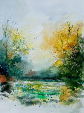 Watercolor 905082 by Pol Ledent