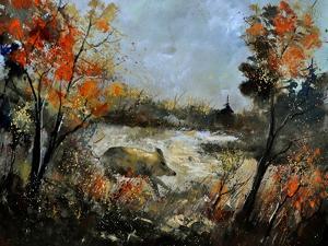 Wild Boar 56 by Pol Ledent