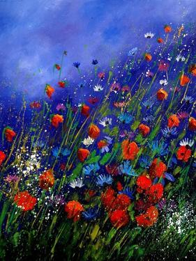 Wild Flowers 789070 by Pol Ledent