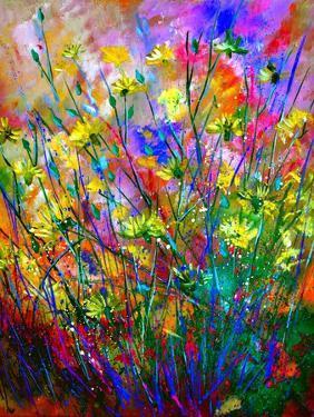 Wild Flowers by Pol Ledent