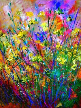 Wild Flowers by Pol Ledent